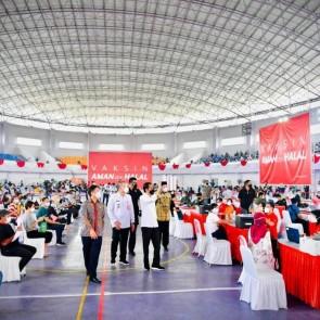 Jokowi: PPKM Mikro Kebijakan Paling Tepat untuk Saat Ini