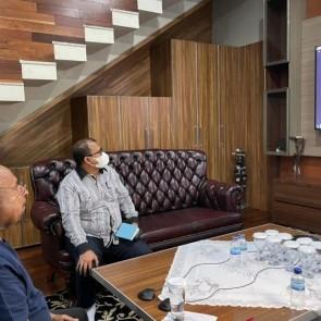 Gubernur Lukas minta PB PON Papua teliti dalam administrasi keuangan