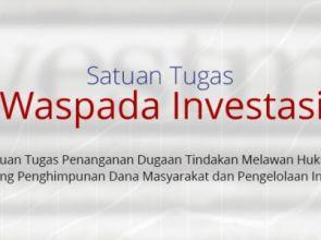 Satgas Waspada Investasi Temukan 86 Platform Pinjaman Ilegal